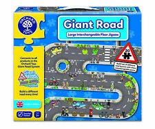 Orchard Toys Giant Road Jigsaw 286