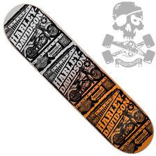 Darkstar / Harley Davidson - Ride Free - Skateboard Deck - 20cm Dark Star