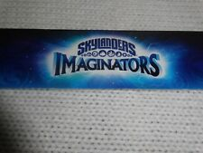 "Toys R Us STORE DISPLAY SIGN SHELF strip TALKER Skylanders 48"" long 1 1/4""high"