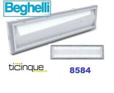 LAMPADA DI EMERGENZA BEGHELLI 8584  TICINQUE IP42 LED 18WSE8P