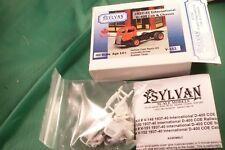 Sylvan Scale Models Ho Kit #V-152 1937 International Cab & Chassis