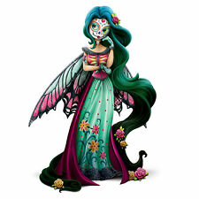 NENE THOMAS Magical Blessing Sugar Skull Fairy Figurine NEW