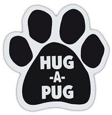 Dog Paw Shaped Magnets: HUG A PUG | Dogs, Gifts, Cars, Trucks