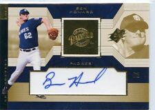 Ben Howard 2002 Upper Deck SPx Prospect Auto Autograph San Diego Padres