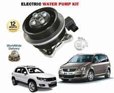 FOR VOLKSWAGEN VW TIGUAN TOURAN  1.4 TSi 1390cc 2006--> NEW WATER PUMP KIT