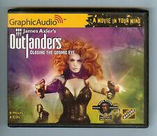 "GraphicAudio #40 James Axler's Outlanders ""Closing The Cosmic Eye"" on 6 CDs"