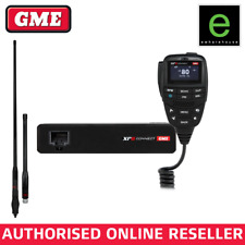 GME XRSPACK XRS-370C COMPACT UHF/CB RADIO + GME AE4705BTP