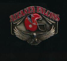 1987 SISKIYOU ATLANTA FALCONS NFL FOOTBALL BELT BUCKLE /10,000