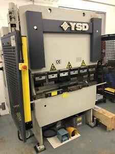 YSD 40T 1200mm Press Brake NC CNC Controller + Rolleri Tooling + Safety