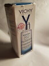 NEW 50 ml Vichy Mineral 89 Hyaluronic Acid Face Moisturizer Skin Care EXP 2020