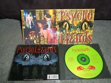 PSYCHO LIZARDS.....indie FLA...Melodic-Hair Metal-Hard Rock...ULTRA RARE...1999