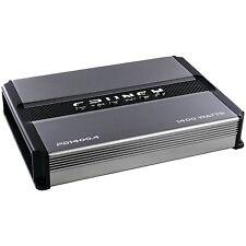 Crunch PD1400.4 Pd 1400.4 Power Drive Class Ab 4-channel Pro Power Bridgeable