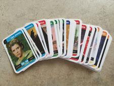Lot Cartes Leclerc Star Wars Set complet 90 cartes