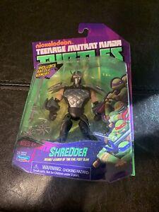 Nickelodeon Teenage Mutant Ninja Turtles SHREDDER 2012 Playmates Toys TMNT MIP