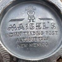 GIANT Thunderbird Pendant MAISEL'S Sterling Silver Southwest Native American
