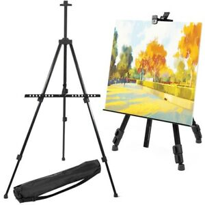 Art Easel Stand Painting Easel Tripod Display Telescopic Stand Whiteboard Stand