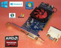 HP Pavilion HPE H8-1280t H8-1284 Desktop PC DVI 1GB HD Video Card