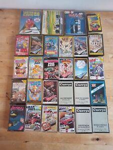 ** Job Lot of 28 Sinclair ZX Spectrum Games ***