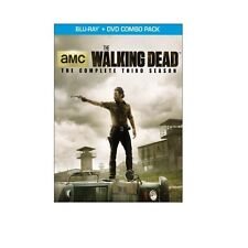 New Sealed The Walking Dead - The Complete Third Season Blu-ray + DVD Combo 3