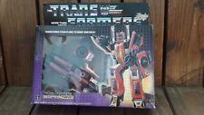 Vintage Transformers Decepticon G1 THRUST Boxed