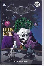 Planeta DeAgostini BATMAN la leggenda  n. 16    II°  Serie platino  OTTIMO