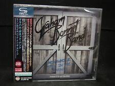 GRAHAM BONNET BAND Meanwhile, Back In The Garage + 1 JAPAN SHM CD + DVD Rainbow