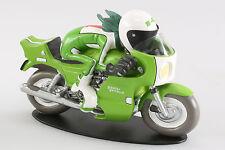 """MOTO 1/18 KAWAZAKI 1000 GODIER JOE BAR TEAM  """" Riton Lassemoule """" RESINE"""