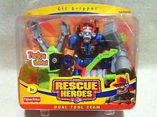 Rescue Heroes  Dual Tool Team Gil Gripper Factory Sealed!