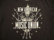 American Eagle New America Music Union Bob Dylan The Black Keys tour T Shirt L