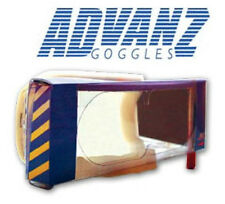 ADVANZ GOGGLE PAINT SPRAY FOAM RIG TOOLS MASK LENS COVER SAFTY AMERICA  TOOL