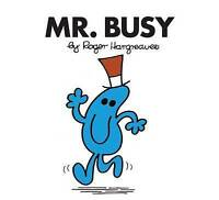 Mr. Busy (Mr. Men Classic Library), Hargreaves, Roger, Very Good Book