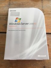 Windows Server 2008 R2 Standard 64 bit Englisch, Vollversion mit MwSt Rechnung