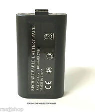 NEW HIGH CAPACITY 1400mAh RECHARGEABLE BATTERY FOR XBOX ONE WIRELESS CONTROLLER