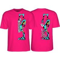 Powell Peralta Mens Ray Barbee Ragdoll Short Sleeve T-Shirt CTMPPRBRAG