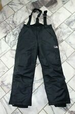 DONNAY  -  Jethose  / Skihose   ♥  Gr. 122/128  ♥  mit Trägern  ♥  schwarz  ♥