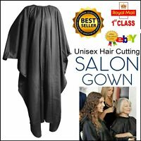 Barbers Hair Cut / Cutting Hairdressing Hairdressers Salon Barber Gown Cape