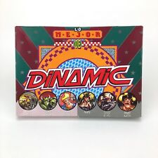 DINAMIC: GAME OVER FREDDY HARDEST PHANTIS TURBO GIRL ARMY MOVES AMSTRAD CASSETTE