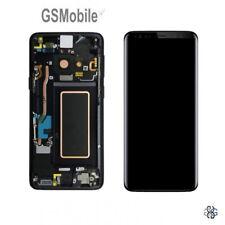 Display pantalla LCD Touch Samsung Galaxy S9 Plus G965f negro original AMOLED