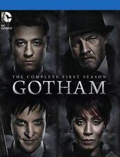 GOTHAM - STAGIONE 1 COMPLETA (4 BLU-RAY) SERIE TV FOX - DC COMICS