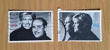 Complete used GB stamp set - 1999 Royal Wedding.