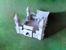 Warhammer 9th Age décors impression 3D Caserne Elfique