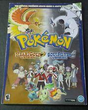 Pokemon HeartGold & SoulSilver Version Official Johto Guide & Pokedex Volume 1