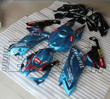 CARENE ABS APRILIA RS 125 07/08/09/10 DESIGN BANCAJA BLUE FAIRING NUOVE