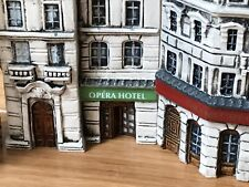 Lot 4 Miniatures PARIS Gault J Carlton Opéra St Germain Champs Elysees Rare