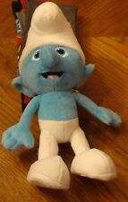 "The Smurfs Plush Smurf Figure 10"" 10 inch doll"