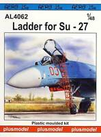 Plus Model - Ladder for Su-27 Leiter für Modell-Bausatz - 1:48 NEU OVP tipp kit