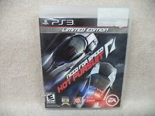 Need for Speed: Hot Pursuit -- Limited Edition PS3 (Sony PlayStation 3, 2010)