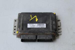 Steuergeräte Renault Clio B - S110030104