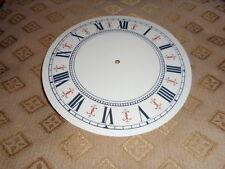 Reloj De Papel Redonda Estilo de Viena Dial - 106 MM M/T-Alto Brillo Crema Cara/piezas de reloj
