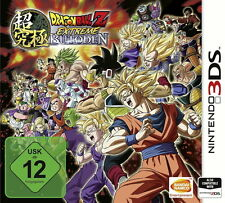 Dragon Ball Z: Extreme Butoden (Nintendo 3DS, 2015)